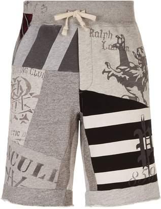 Polo Ralph Lauren Patchwork Sweatshorts