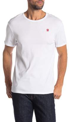 G Star Base Solid Short Sleeve Tee