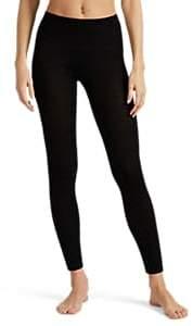 Zimmerli Women's Winter Moments Wool-Silk Leggings - Dark Gray