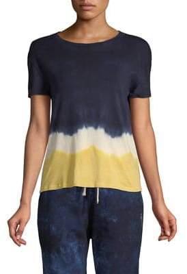 Electric & Rose Stadium Tie-Dye T-Shirt