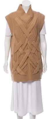 3.1 Phillip Lim Wool-Blend Knit Vest