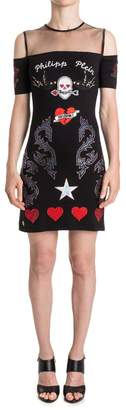 Philipp Plein Tally Star Dress