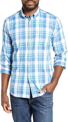 Barbour Minster Plaid Performance Shirt