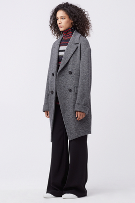 Finola Wool Coat $798 thestylecure.com