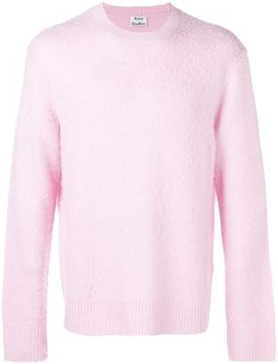 Acne Studios Peele crew neck sweater
