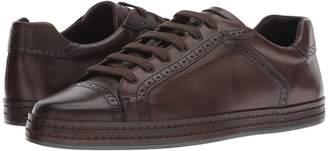 Canali Cap Toe Sneaker Men's Shoes