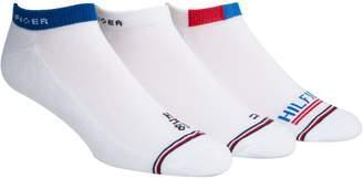 Tommy Hilfiger Men's 3-Pack Sport Liner Socks