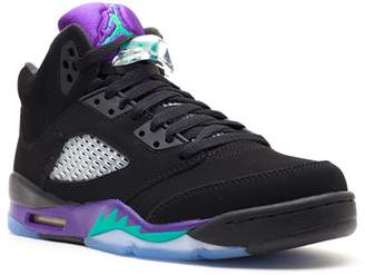 Nike JORDAN 5 RETRO (GS) 'BLACK GRAPE' -0888-007