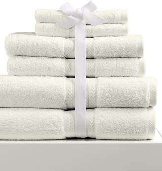 Baltic Linens Endure 6-Pc Towel Set Bedding