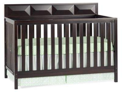 Child Craft Child CraftTM Elin 4-in-1 Full-Size Convertible Crib in Rich Java