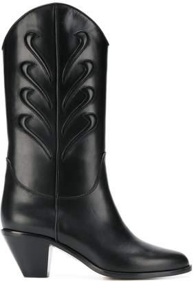 Francesco Russo mid-calf boots