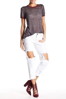 One Teaspoon White Beauty Awesome Baggy Jeans