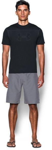 Men's UA Threadborne Rashguard Short Sleeve