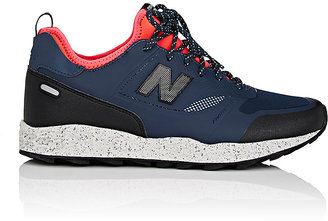 New Balance Men's Fresh Foam Trailbuster Re-Engineered Sneakers-NAVY, PINK, BLACK, GREY $130 thestylecure.com