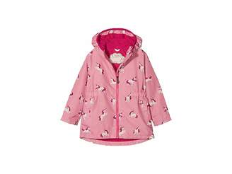 Hatley Majestic Unicorns Microfiber Rain Jacket (Toddler/Little Kids/Big Kids)