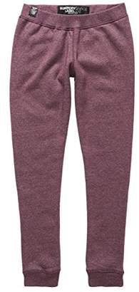 Superdry Women's O L Luxe Super Skinny Jogger Trousers