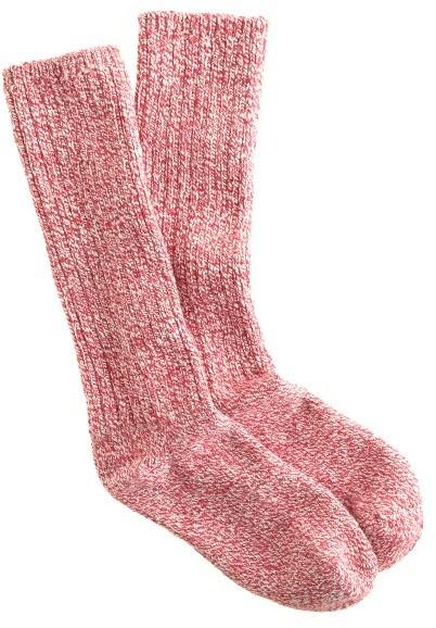 Women's camp socks
