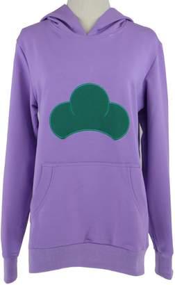 Yesui Unisex Hooded Sweatshirt Cosplay Costume Candy Color Jacket Hoodie [Green]