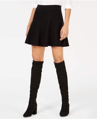 Bar III Sweater Skirt, Created for Macy's