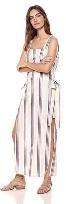 BCBGMAXAZRIA Azria Women's Sleeveless Stripe Shift Dress