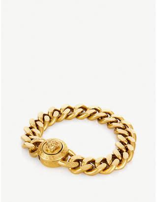 Versace Medusa pendant bracelet