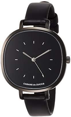 CABANE de ZUCCa (カバン ド ズッカ) - [カバンドズッカ]CABANE de ZUCCA 腕時計 CABANE de ZUCCA バターサブレモチーフ カーブハードレックス AJGK084 レディース