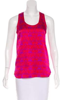 ADAM by Adam Lippes Silk Sleeveless Top