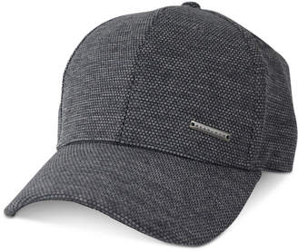 Sean John Men's Heathered Adjustable Baseball Cap