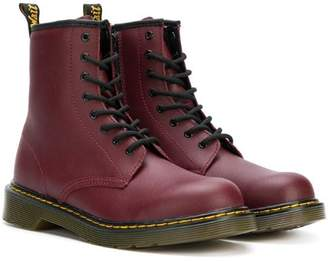 Dr. Martens Kids TEEN lace-up boots