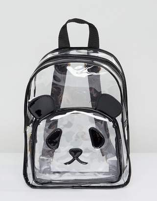 Yoki Fashion Plastic Panda Backpack