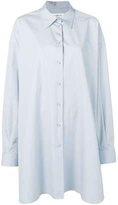 Maison Margiela oversized long-sleeve shirt