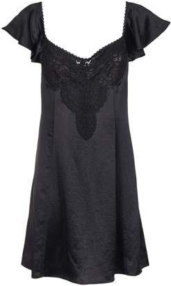 McQ Lace Trim Dress