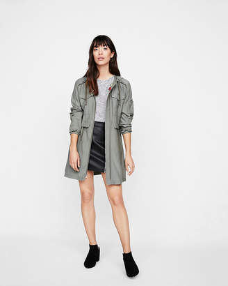 Express Solid Anorak