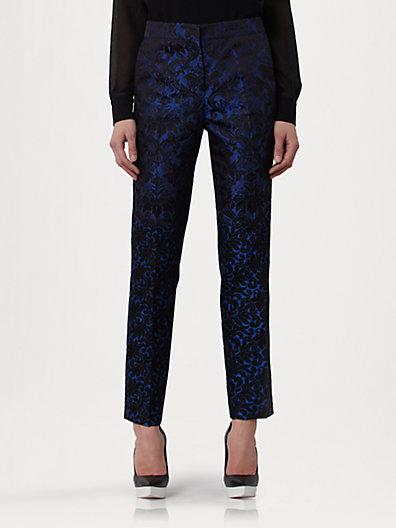 Stella McCartney Mix Brocade Jacquard Pants