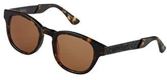 Santana Lion 102P Polarized Round Sunglasses