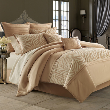 House of Dereon Beautiful Liar Full 8-Piece Bedding Superset