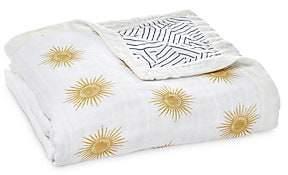Aden Anais aden + anais aden + anais Baby's Golden Dream Sun Silky Soft Muslin Blanket