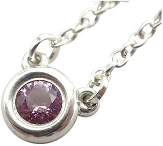 Tiffany & Co. Elsa Peretti silver necklace