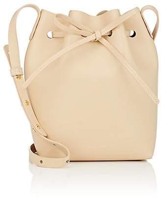 Mansur Gavriel Women's Mini Leather Bucket Bag