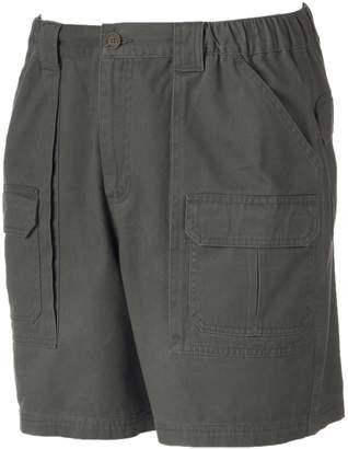Croft & Barrow Men's Side Elastic Cargo Shorts