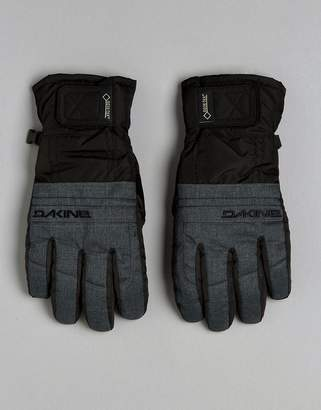 Dakine Leather Ski Gloves with Gore-Tex