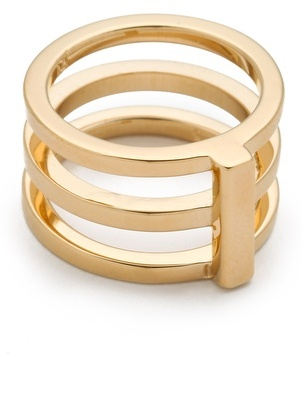 Jennifer zeuner jewelry Ariana Band Ring