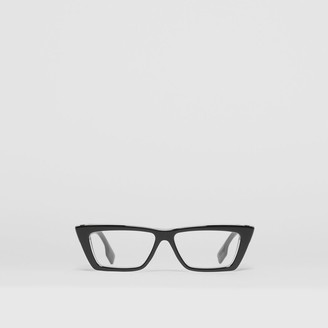 Burberry Rectangular Optical Frames