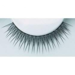 Rob-ert Reese Robert Beauty Reese Robert Luscious Strip Lashes with Adhesive, Black
