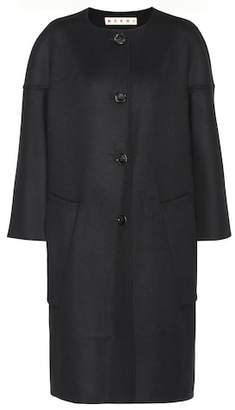 Marni Wool and cashmere coat