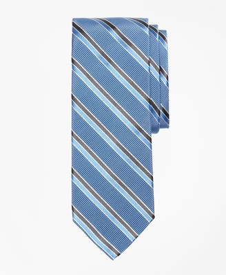 Brooks Brothers Mogador Double Stripe Tie