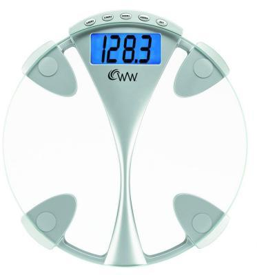 Weight Watchers Glass Memory Electronic Scale Multiple-Load Cell System