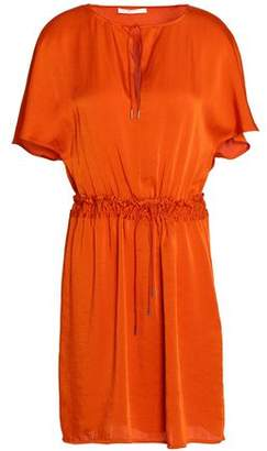 Maje Voile Mini Dress