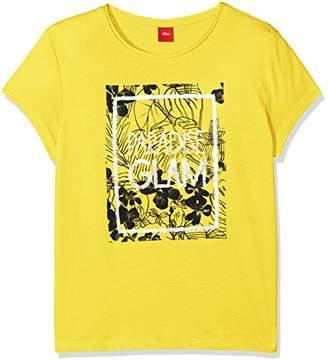 S'Oliver Girl's 66.805.32.5226 T-Shirt