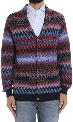 Missoni Cotton And Wool Cardigan
